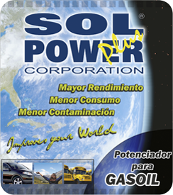 SOL POWER Plus Gasóleo